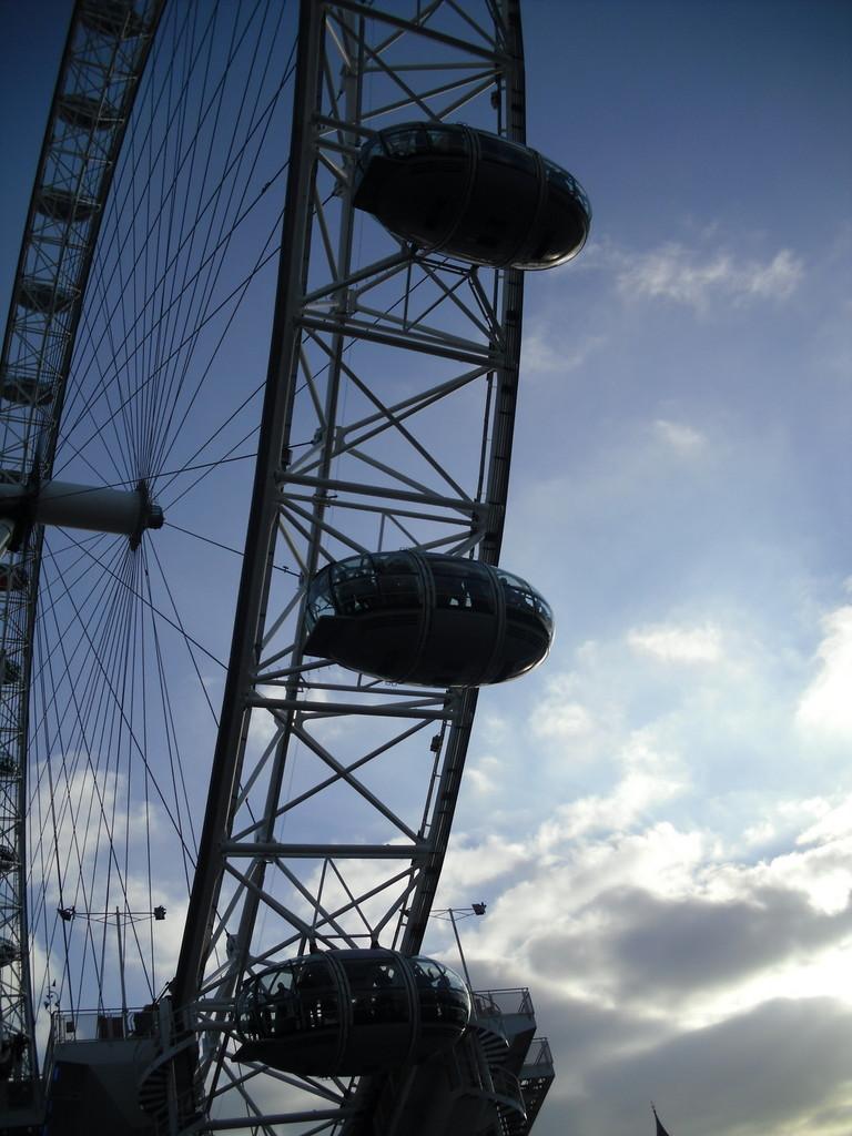 ロンドン・アイ2