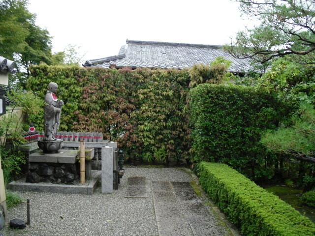 渡月橋から竹林への道中9