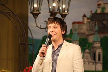 Armin Stöckl Fernsehmoderator, Sänger