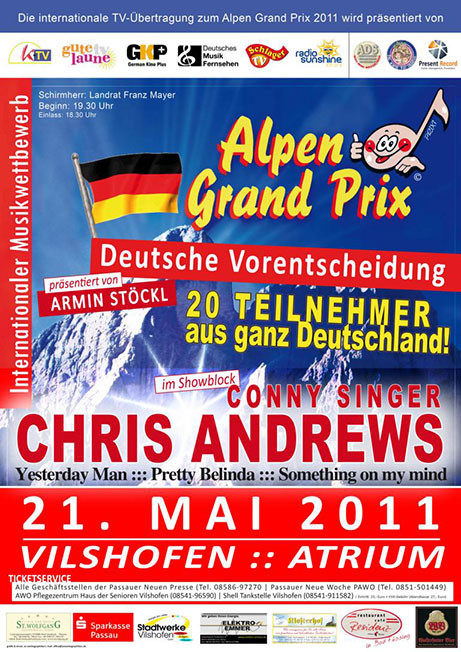 Alpen Grand Prix 2011 in Vilshofen