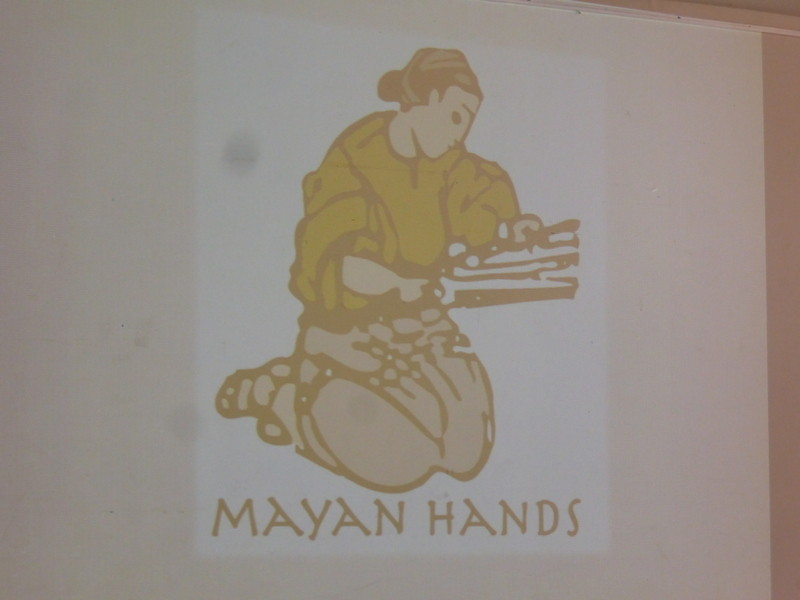 L'association grace à laquelle les femmes mayas peuvent vendre leur production
