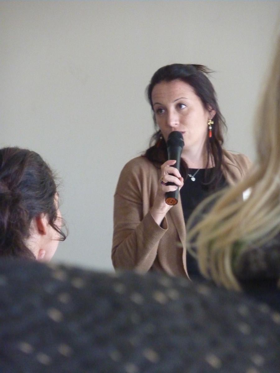 Clementina Zanghi (Sicile):Projet réintroduction Carthame et Pastel en Sicile