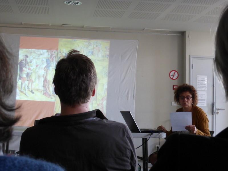 Présentée par le Dr Ingrid De Meûter / Conservateur Tapisseries et Textiles - Musées Royaux d'Art et d'Histoire - Bruxelles