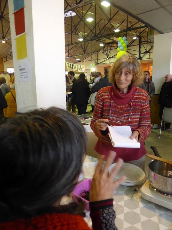 Franckie Micholin répond aux questions sur les teintures végétales