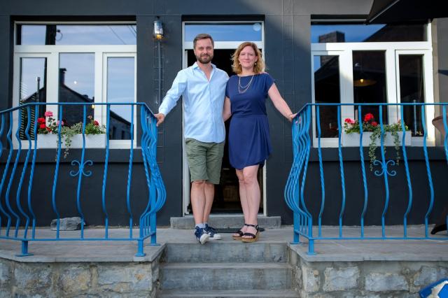 Véronique Keirse et Kris De Man | Maison Pal'Ange à Septon