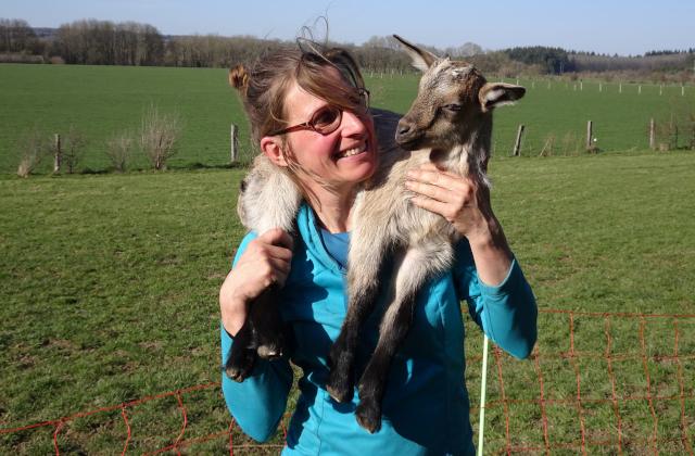 Concours Durbuy Commerces | Partenaire du mois d'avril | La Chèvrerie de Borlon