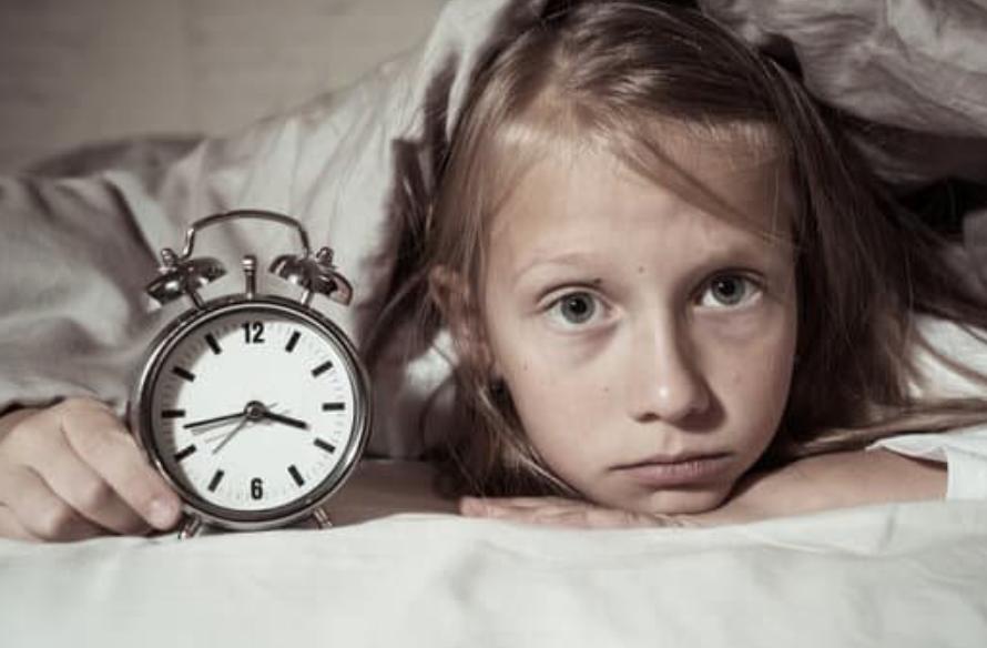 Trouble du sommeil chez l'enfant