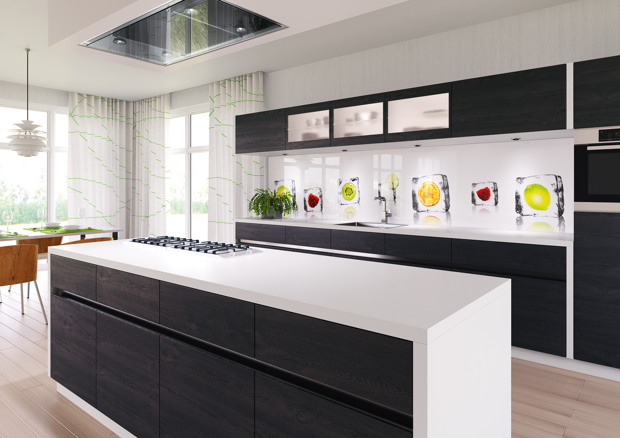 Rückwände für küchen  Arbeitsplatten und Rückwände - Küchen und Innenausbau Schmitz-Reis
