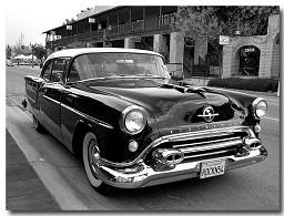 Oldsmobile 1954-1958 allgemein - 1957 Oldsmobile Golden