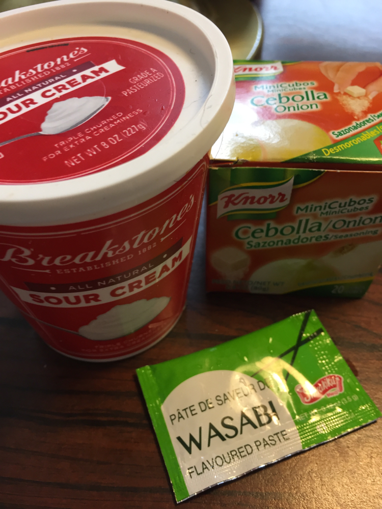 If you buy something at Japanese grocery, you can probably take free packages of Wasabi. Of course you can buy tube of wasabi, even online like Amazon Prime.