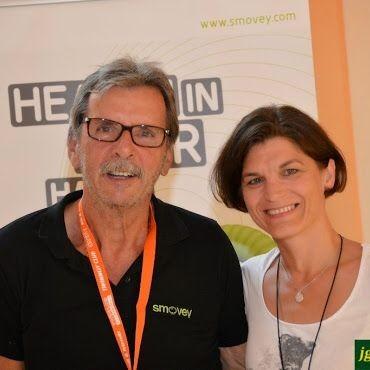 Salzhans - Johann Salzwimmer Erfinder der smoveys und Anita Grabendorfer