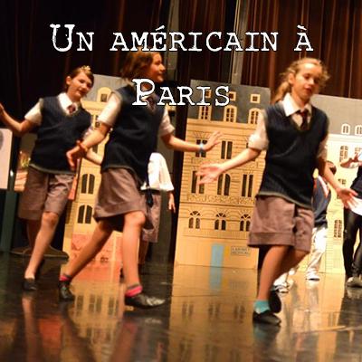 Un américain à paris - Gary Moss - Conservatoire de Vincennes