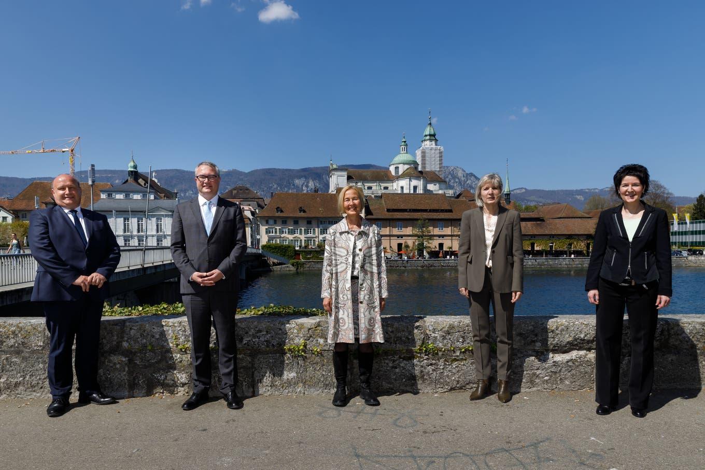 Frauen haben die Mehrheit – das ist gut so: Die Analyse zum zweiten Wahlgang der Solothurner Regierungsratswahlen