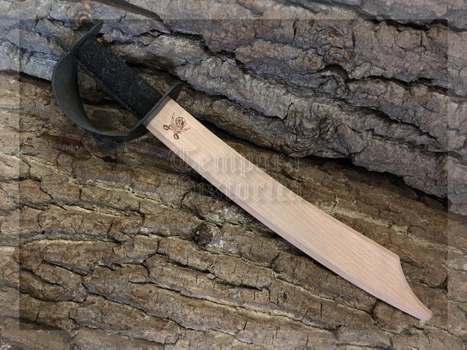 Schwert mit Schild R/ömer Set Holz