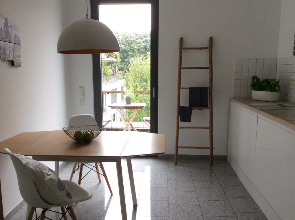 Küche mit Home Staging