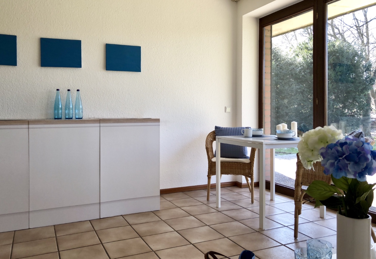 Appartement mit Home Staging
