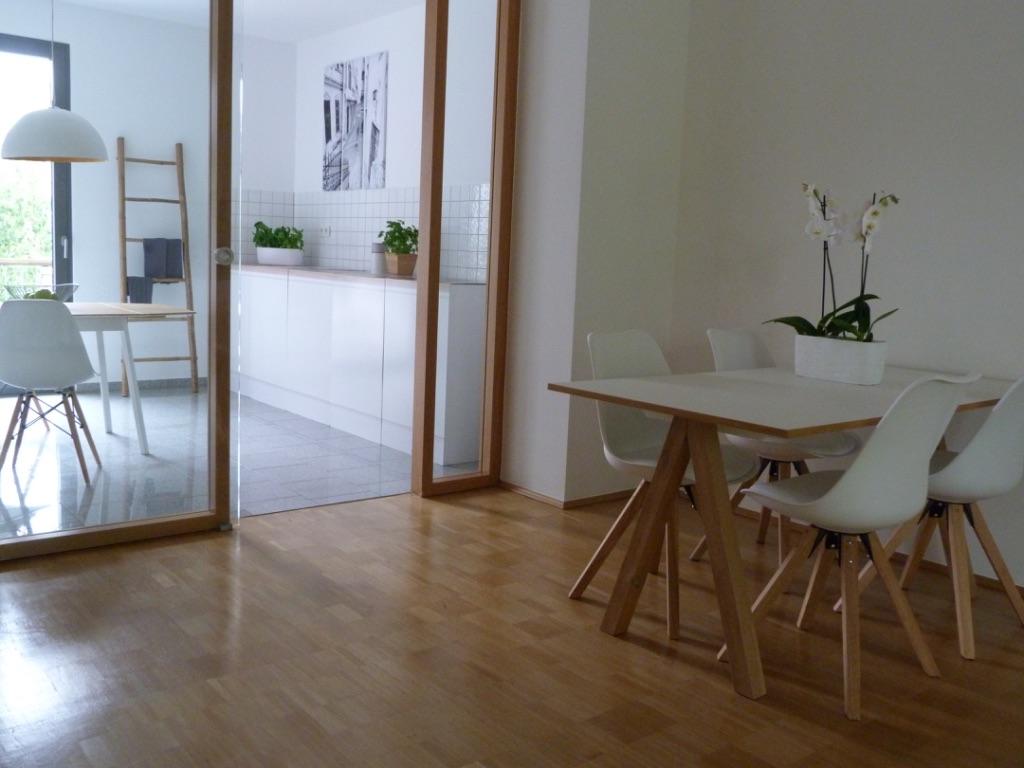 Wohnzimmer mit Home Staging