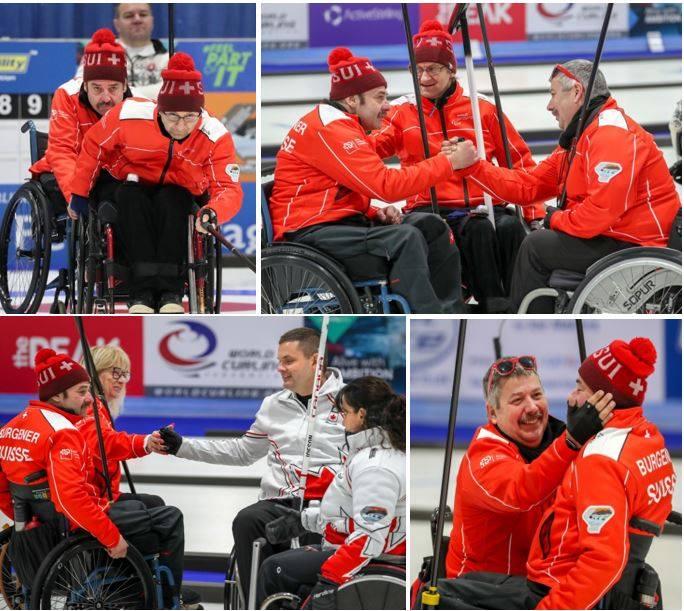 Rollstuhl WM, Stirling (Sco)