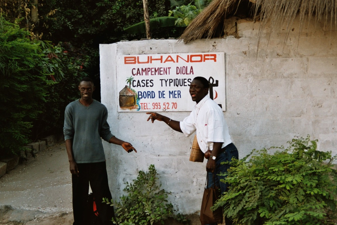 Campement Buhanor