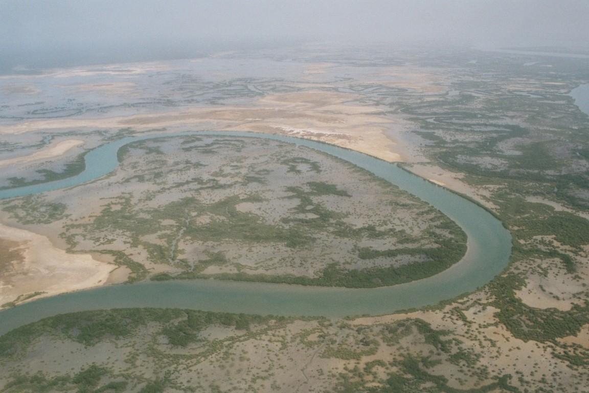Ziguinchor und der Fluß Casamance