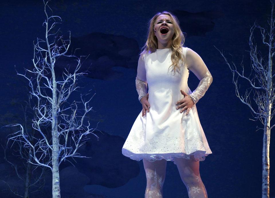 Das Schneemädchen, Opernwerkstatt 2018