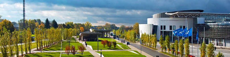 TUM campus in Garching