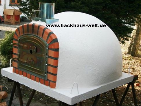 Kuppelofen 100er Bis 400 C Pizzaofen Garten Www Backhaus