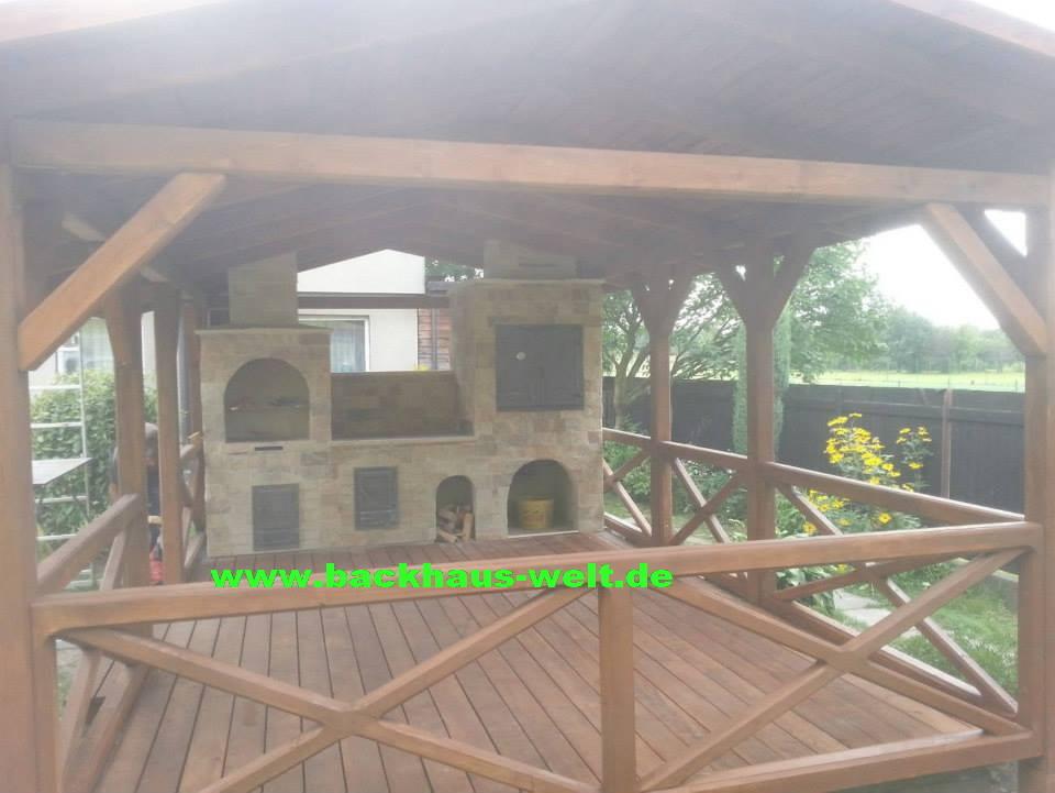 Gusstür für Holzbackofen, Pizzaofen, Backhaus, Steinbackofen
