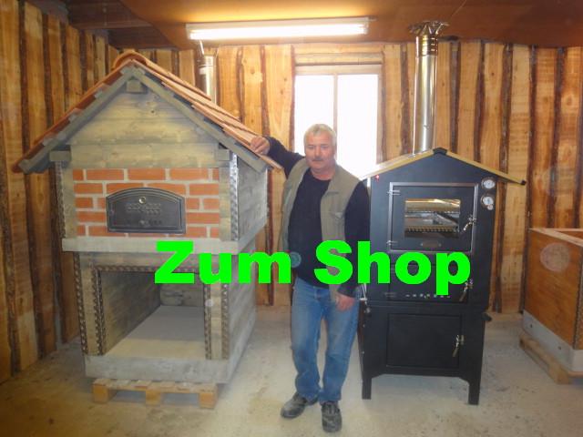Steinbackofen Pizzaöfen Gewölbeofen Bausatz Und Backhaus
