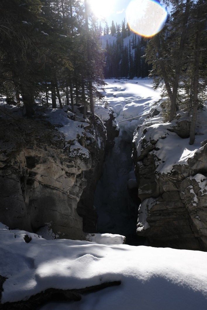 Siffler Falls