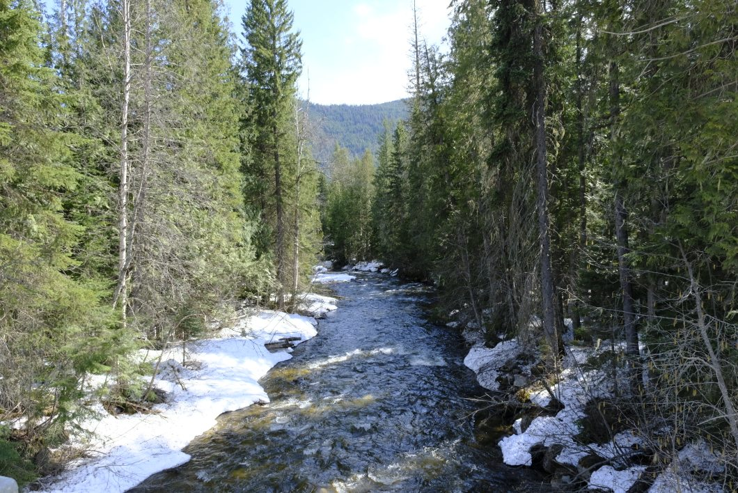 Barriere river
