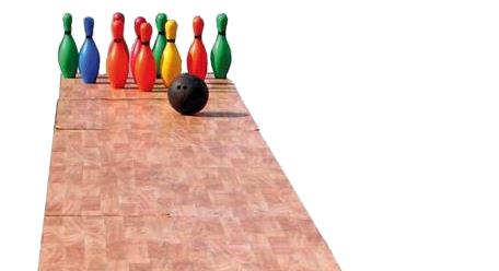 animation bowling pour enfant
