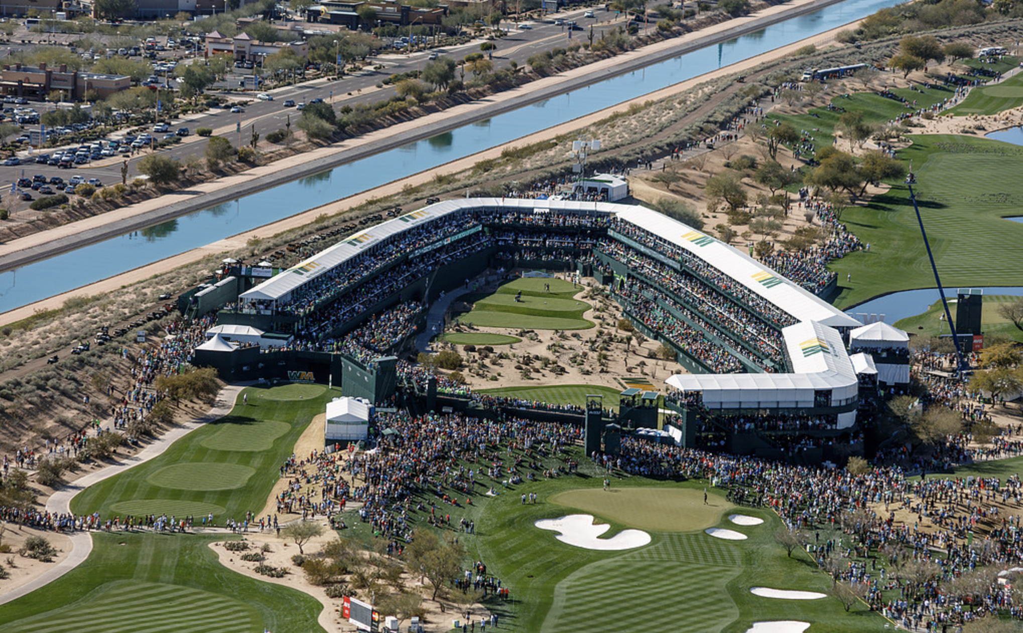 Waste Management Phoenix Open / Picture: InProduction
