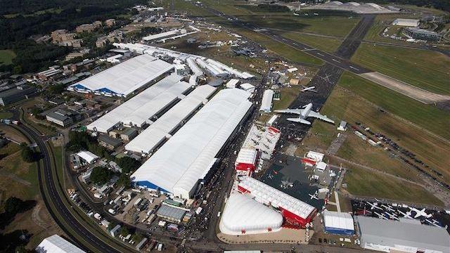 Farnborough International Airshow / Picture: De Boer