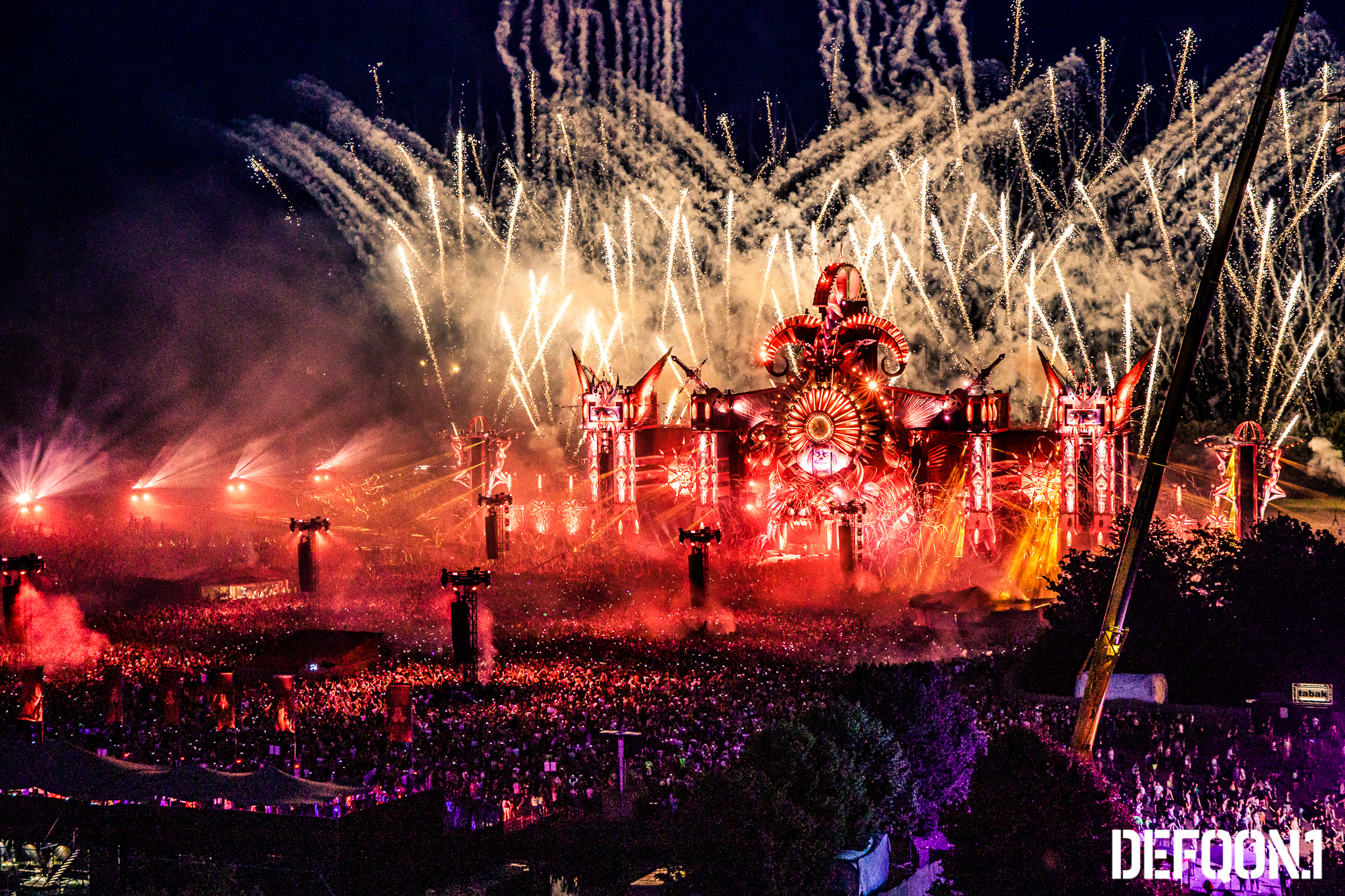 Defqon.1 / Picture: Backbone International