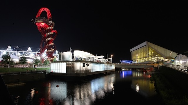 Sponsor Pavilion BMW, Olympic Games 2012 London / Picture: NUSSLI Group