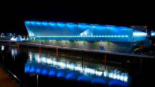Water Polo Venue, Olympic Games 2012 London / Picture: ES Global