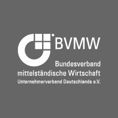 Umsetzung klassischer Printmedien für BVMW Bundesverband mittelständische Wirtschaft