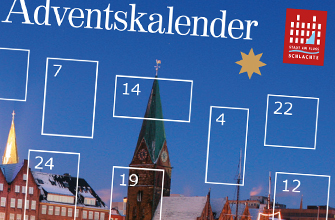 Social-Media-Kampagne mit digitalem Adventkalender