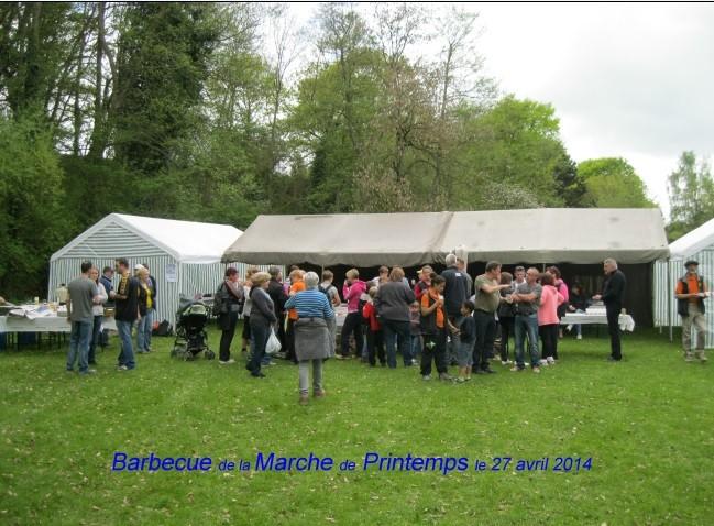 Barbecue du Printemps 2O14