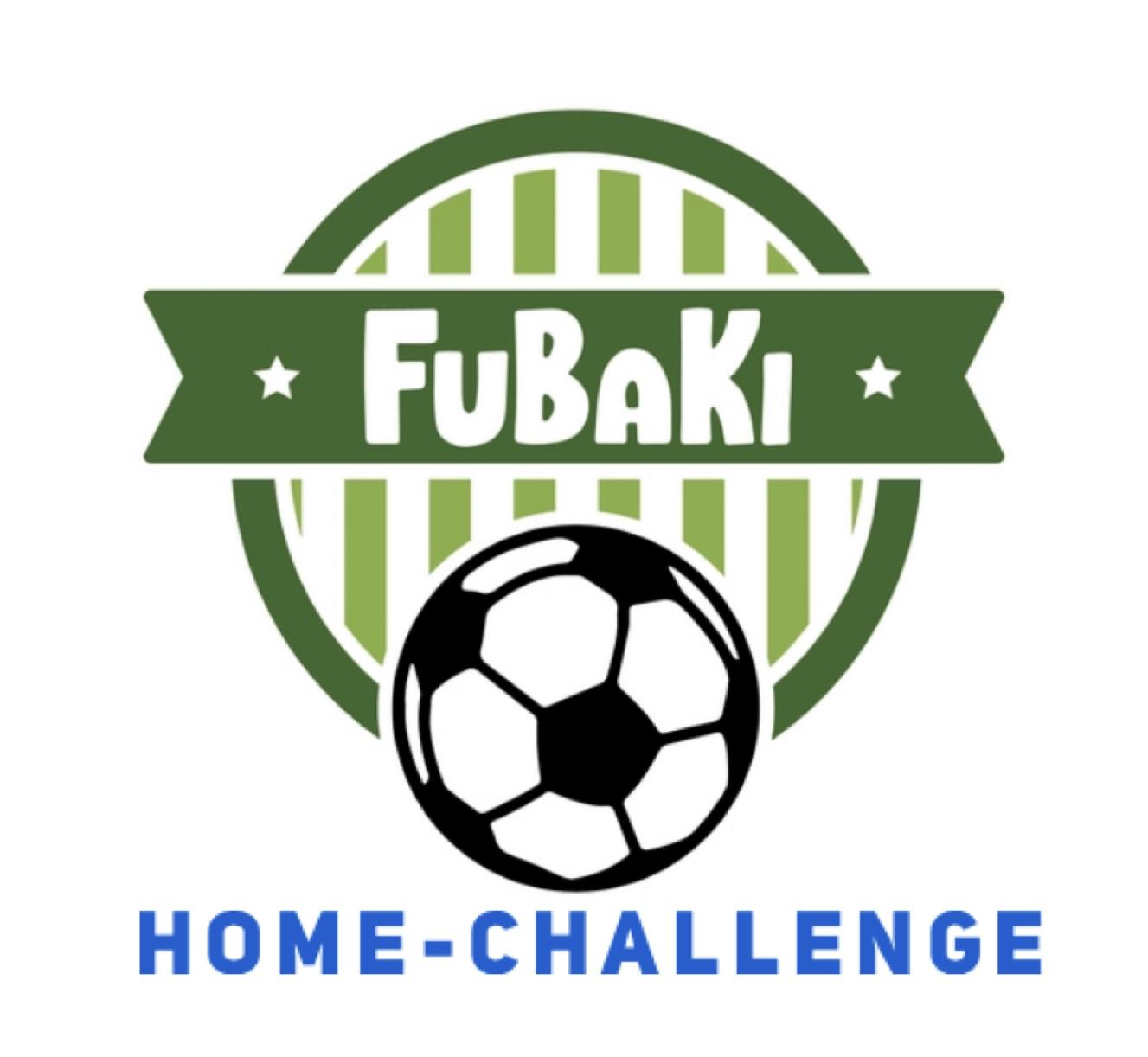 Fußballkinder - Home-Challenge
