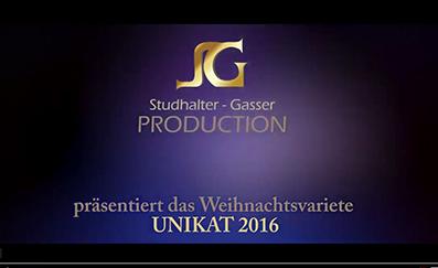 Video Titelbild Unikat - das Weihnachtsvariete