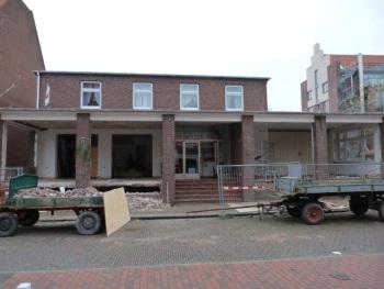 Umbauarbeiten im/am HOTEL Worch 2012/13