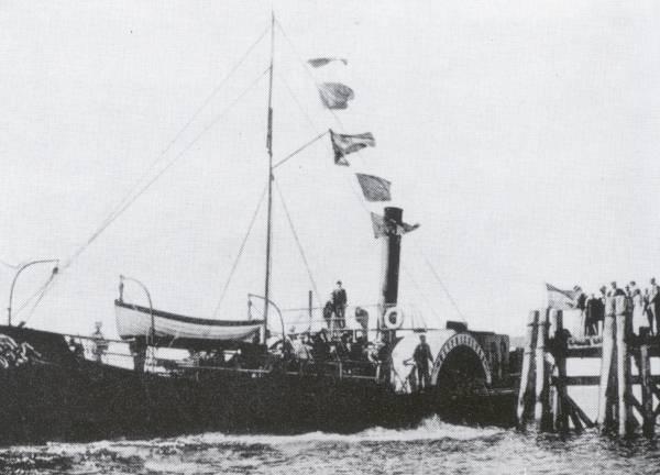 1894- die Ostfriesland-