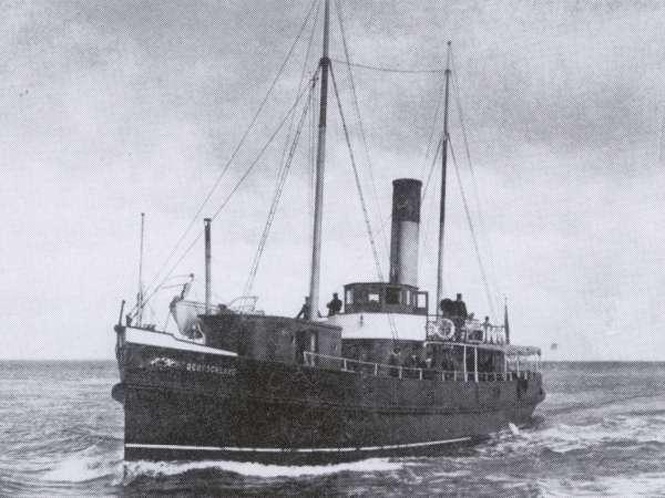 1893- die Deutschland-