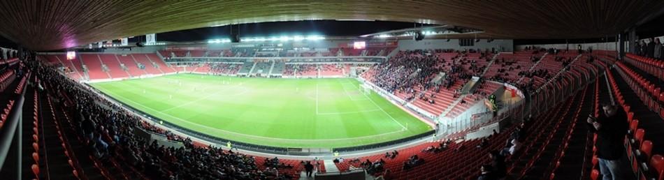 Eden Aréna 2011.