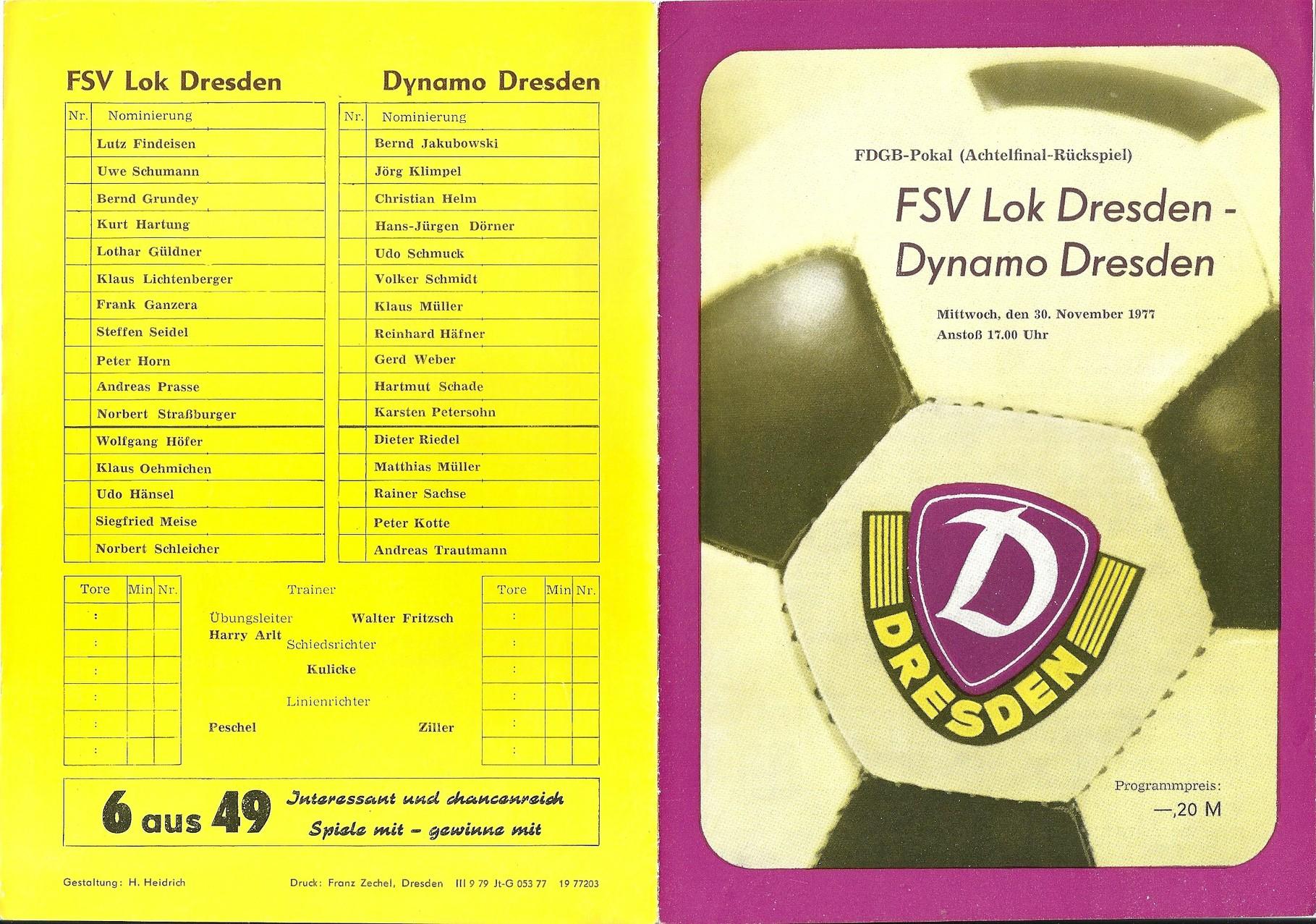 Dynamo Dresden - Die Online-Ausstellung zum Sportclub!