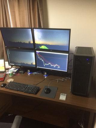 最強FX パソコン