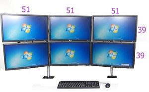 パソコンデスクの最低サイズは?