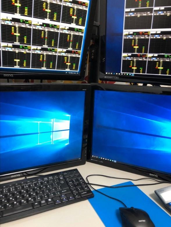 FXデイトレパソコン
